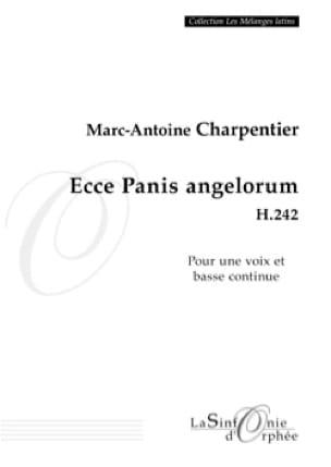 Ecce Panis Angelorum H 242 - CHARPENTIER - laflutedepan.com