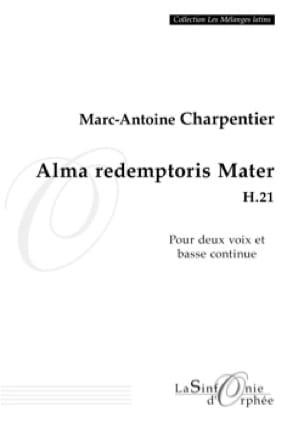 Alma Redemptoris Mater H 21 - CHARPENTIER - laflutedepan.com