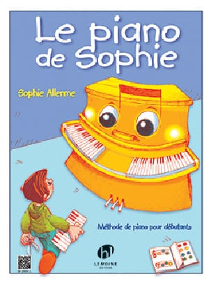 Sophie Allerme - Sophie's Piano - Partition - di-arezzo.co.uk