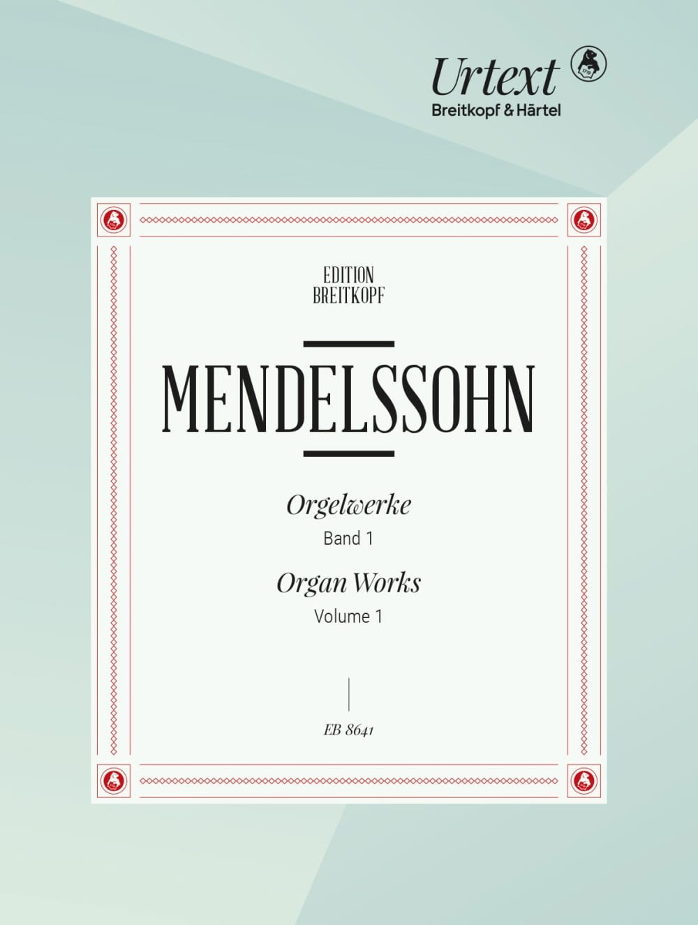 MENDELSSOHN - 3 Preludes and Fugues Opus 37/6 Opus 65 Sonatas - Partition - di-arezzo.com