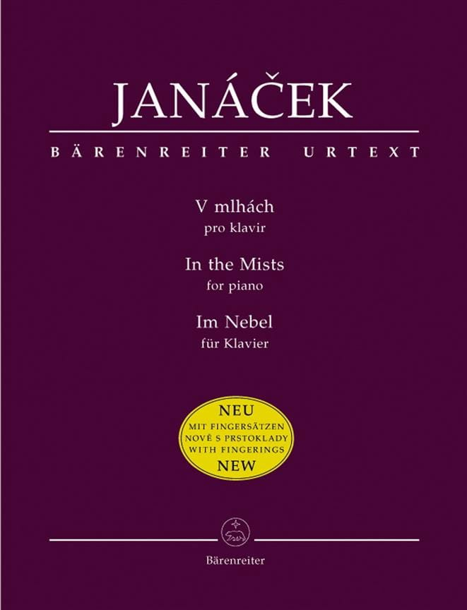 Leos Janacek - In the mists (V Mlhach) - Partition - di-arezzo.co.uk
