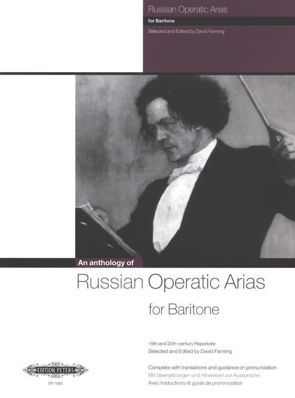 Russian Operatic Arias. Baryton - Partition - laflutedepan.com