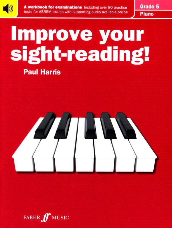 Improve Your Sight-Reading Grade 5 - Paul Harris - laflutedepan.com