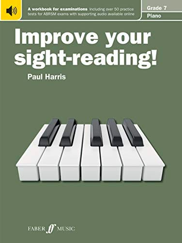 Improve Your Sight Reading Grade 7 - Paul Harris - laflutedepan.com