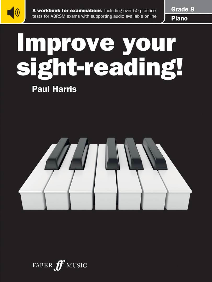 Improve Your Sight Reading Grade 8 - Paul Harris - laflutedepan.com