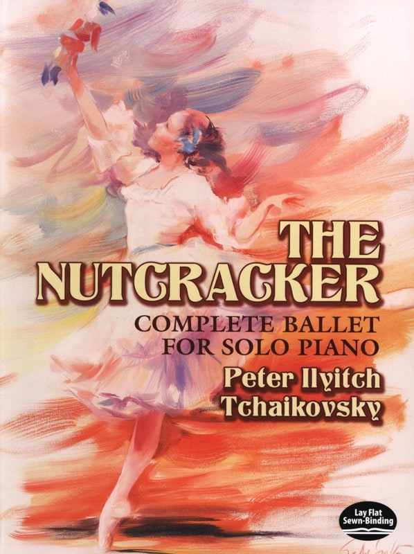 TCHAIKOWSKY - The Nutcracker Opus 71 - Partition - di-arezzo.co.uk