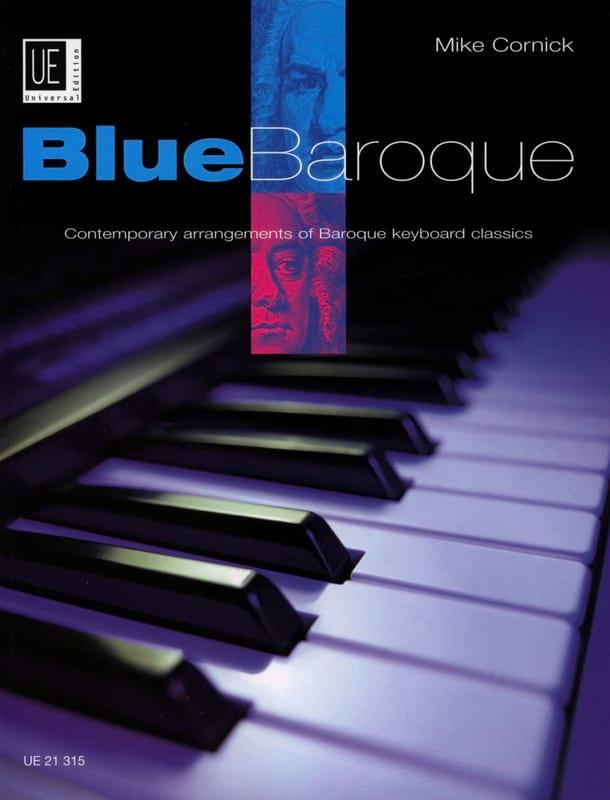 Mike Cornick - Blue Baroque - Partition - di-arezzo.co.uk