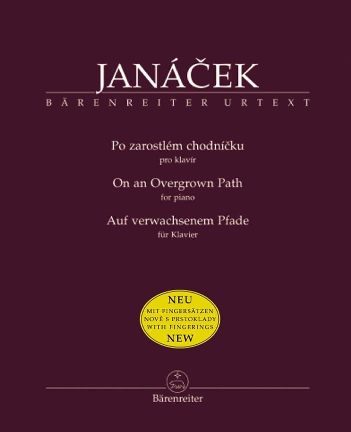 Leos Janacek - On a grassy path - Partition - di-arezzo.com
