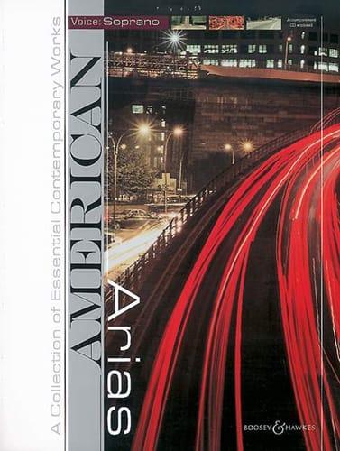 American Arias Soprano - Partition - Opéras - laflutedepan.com