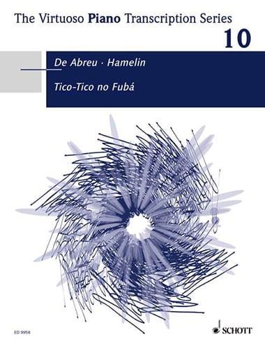 Tico-Tico No Fubà - ABREU / HAMELIN - Partition - laflutedepan.com