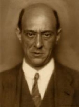 Arnold Schoenberg - Variations For Orchestra Op. 31 - Partition - di-arezzo.com