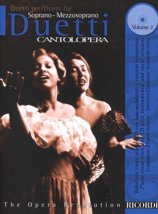 - Duetti Volume 2 : Soprano-Mezzo - Partition - di-arezzo.fr