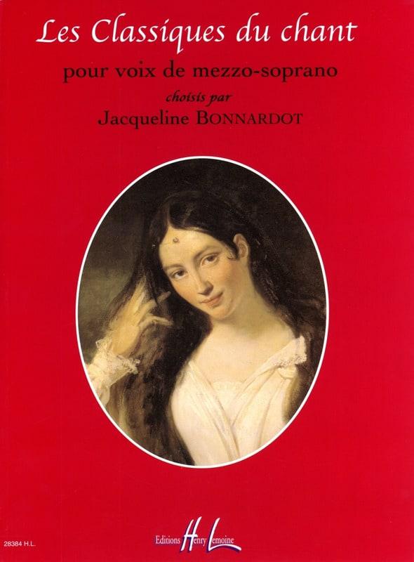 - Singing Classics. mezzo - Partition - di-arezzo.co.uk