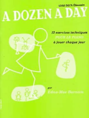 - A Dozen A Day Volume 2 en Français - Partition - di-arezzo.fr