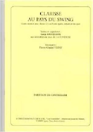 Clarisse au pays du Swing - Pierre-Gérard Verny - laflutedepan.com