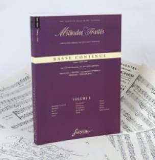 - Continuous Bass France 1600-1800 Volume 1 - Partition - di-arezzo.co.uk