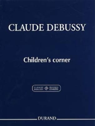 DEBUSSY - Children's Corner - Partition - di-arezzo.co.uk