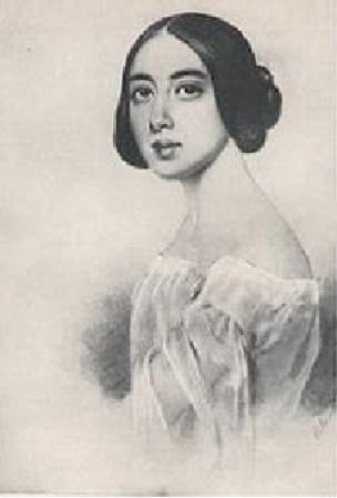 Havanaise - Pauline Viardot - Partition - Mélodies - laflutedepan.com