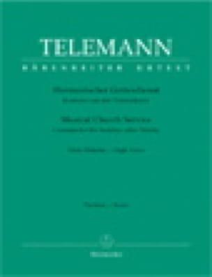 Harmonischer Gottesdienst Volume 3. Voix Haute - laflutedepan.com