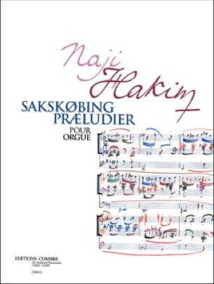 Naji Hakim - Sakskobing Praeludier - Partition - di-arezzo.es