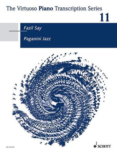 Paganini Jazz - SAY - Partition - Piano - laflutedepan.com