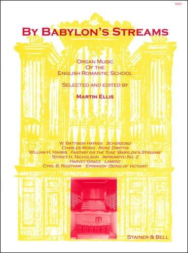 By Babylon's Streams - Partition - Orgue - laflutedepan.com
