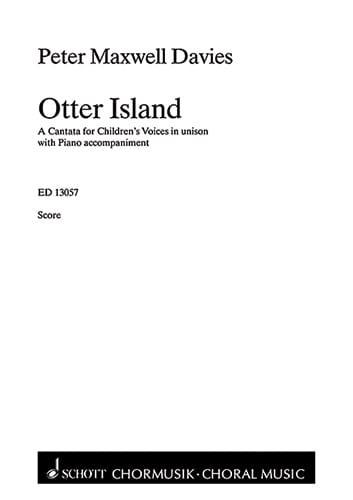Otter Island - Davies Peter Maxwell - Partition - laflutedepan.com