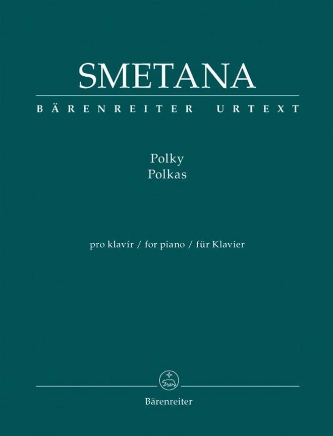Bedrich Smetana - polkas - Partition - di-arezzo.com