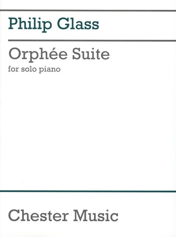Philipp Glass - Orpheus Suite - Partition - di-arezzo.co.uk