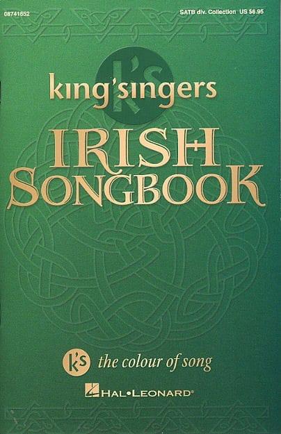 Irish Songbook - Partition - Chœur - laflutedepan.com