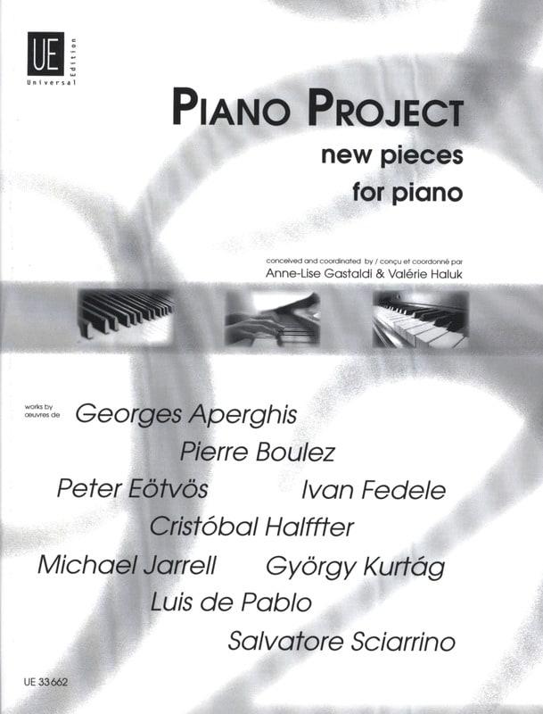 Piano Project - Partition - Piano - laflutedepan.com