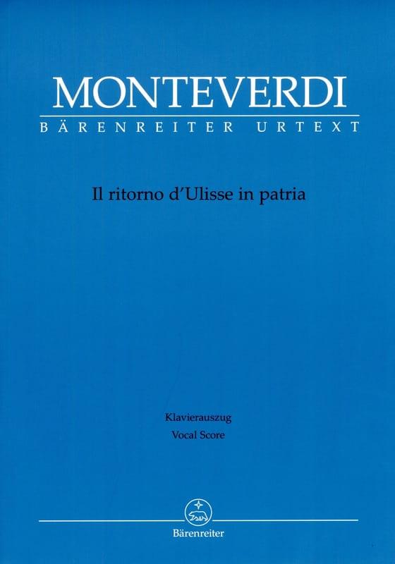 Il Ritorno D'Ulisse In Patria - MONTEVERDI - laflutedepan.com