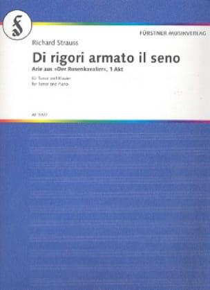 Di Rigori Armato il Sero. Der Rosenkavalier - laflutedepan.com