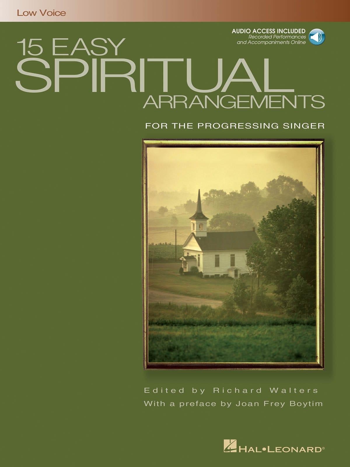 15 Easy Spiritual Arrangements. Voix Grave - laflutedepan.com