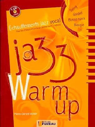 Jazz Warm Up - Pierre-Gérard Verny - Partition - laflutedepan.com