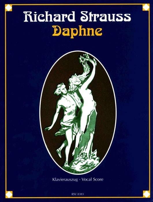Daphne Opus 82 - Richard Strauss - Partition - laflutedepan.com