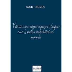 Variations Canoniques et Fugue sur 2 Noëls Napolitains - laflutedepan.com