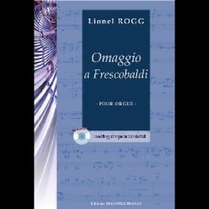 Omaggio A Frescobaldi - Lionel Rogg - Partition - laflutedepan.com