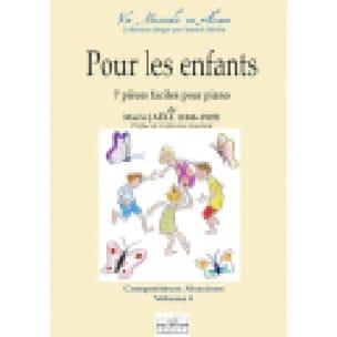 Pour les Enfants - Marie Jaëll - Partition - Piano - laflutedepan.com