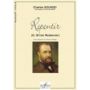 Charles Gounod - Repentance - Partition - di-arezzo.co.uk