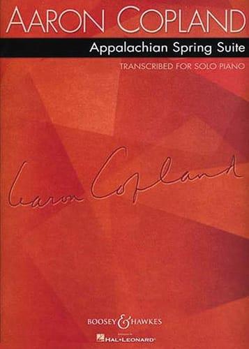 Appalachian Spring Suite - COPLAND - Partition - laflutedepan.com