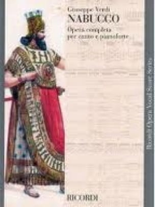 VERDI - Nabucco - Partition - di-arezzo.co.uk