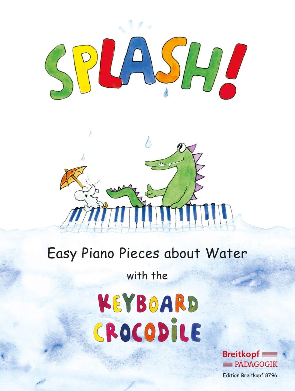Splash ! - Partition - Piano - laflutedepan.com