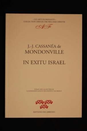 In Exitu Israël. Conducteur - laflutedepan.com