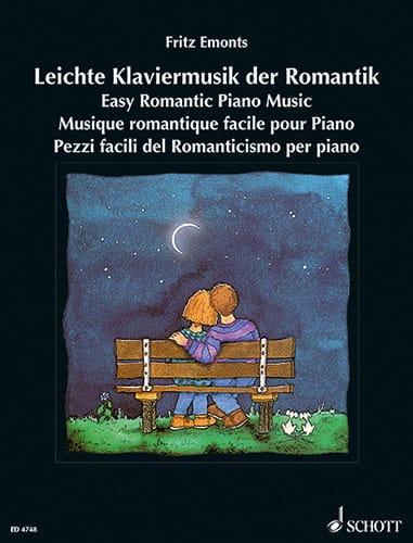 - Leichte Klaviermusik Der Romantik Volume 1 - Partition - di-arezzo.co.uk