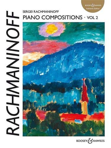 Piano Compositions. Volume 2 - RACHMANINOV - laflutedepan.com