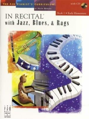 In Recital with jazz, blues & rags. Volume 1 - laflutedepan.com