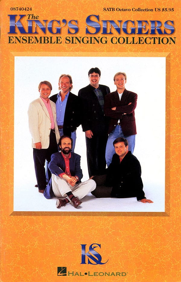 The King's Singers Ensemble Singing Collection - laflutedepan.com