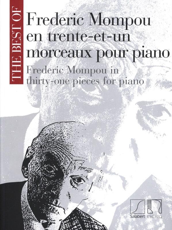 Federico Mompou - 31 Morceaux - Partition - di-arezzo.fr