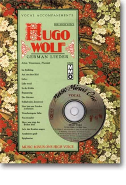 Lieder Voix Haute - Hugo Wolf - Partition - laflutedepan.com